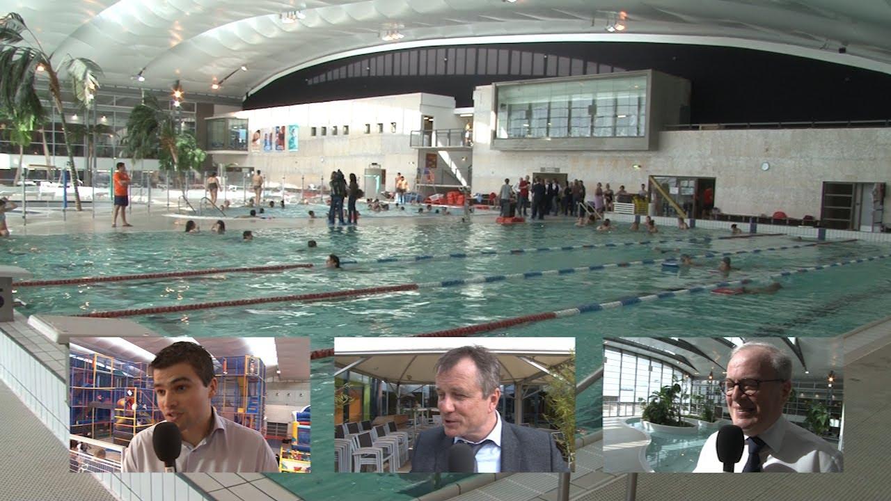 Visite Du Centre Aquatique Plaine Oxygène intérieur Piscine Plaine Oxygène