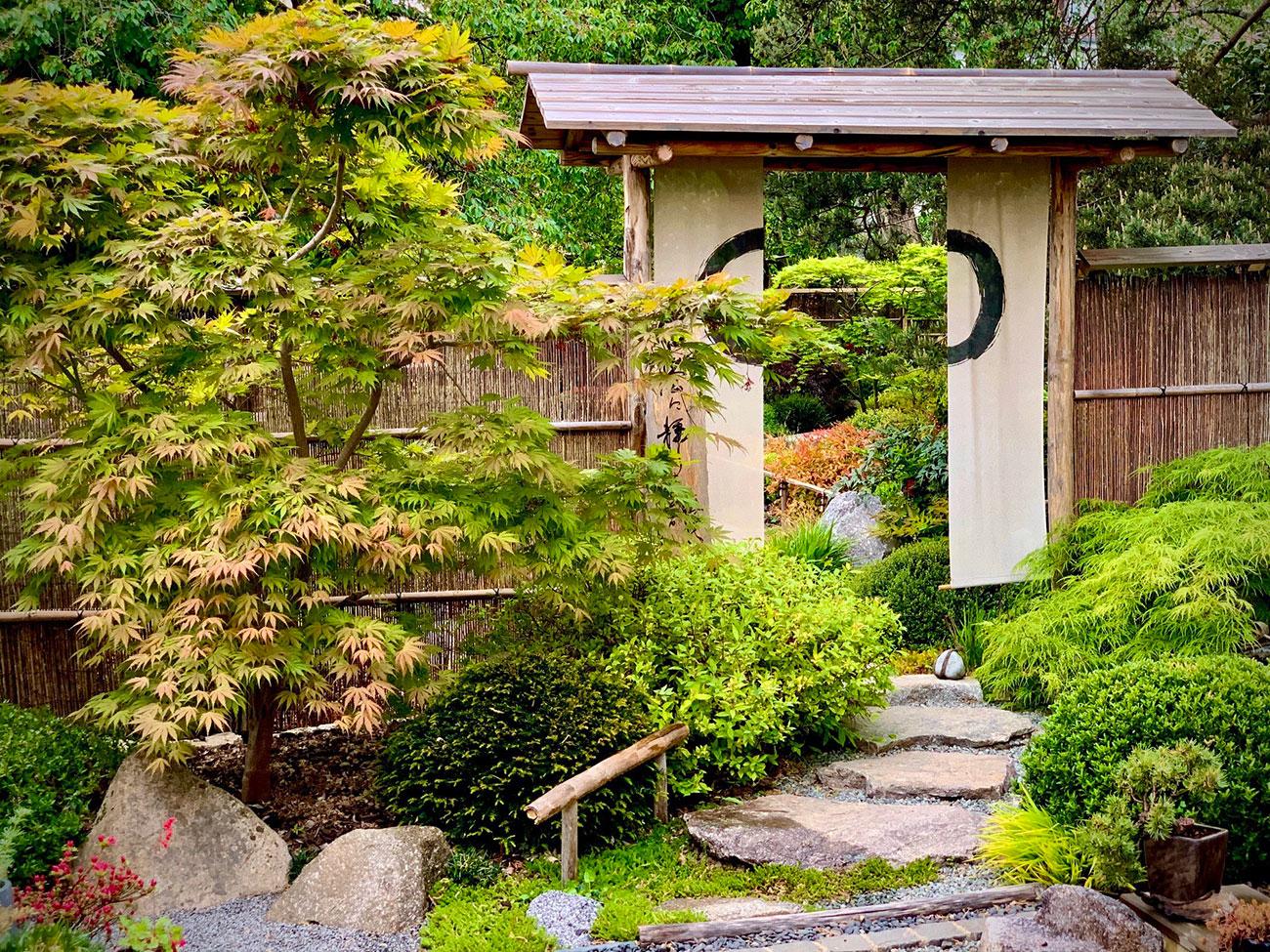 Visite D'un Jardin Japonais Traditionnel | Activités ... pour Jardin Japonais Alsace