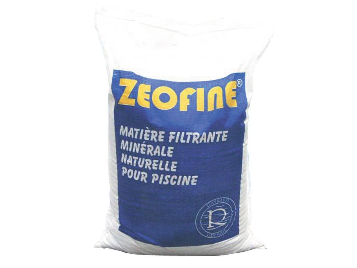 Zéolithe 0.8-1.4 Mm - Sac De 19 Kg 80777 pour Zeolite Piscine