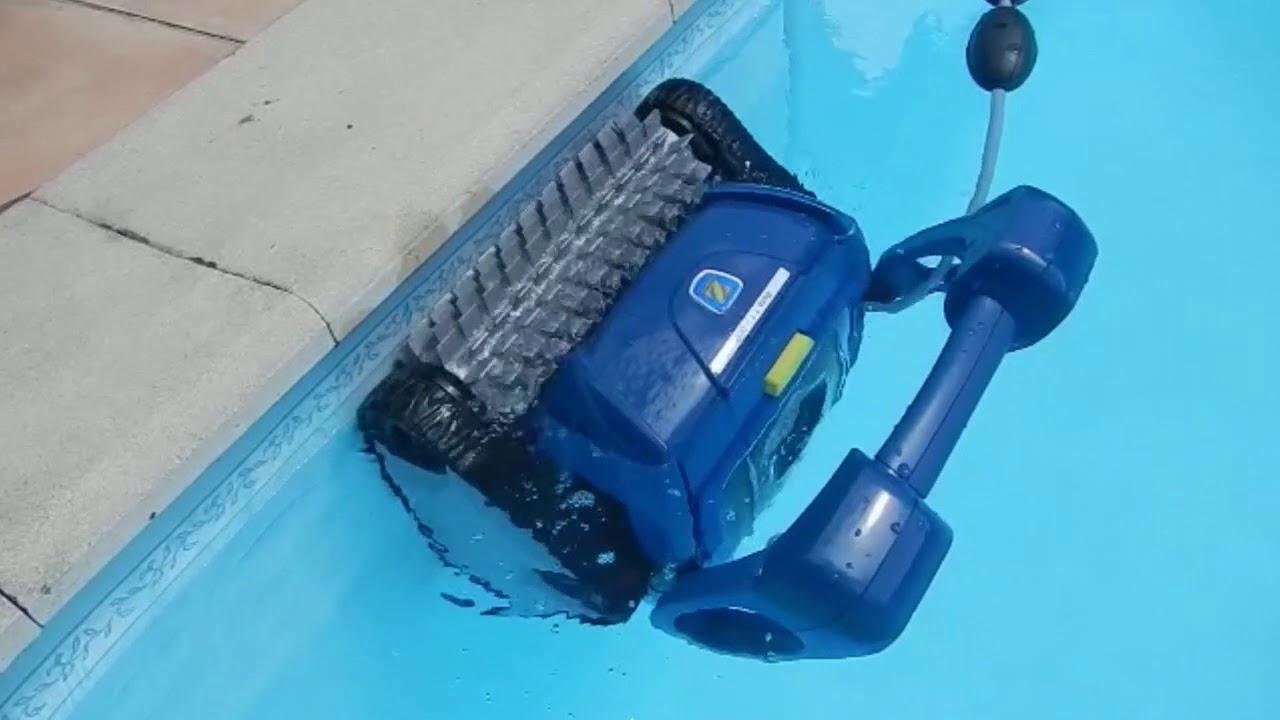 Zodiac Rc 4400 avec Robot Piscine Zodiac Rc 4400