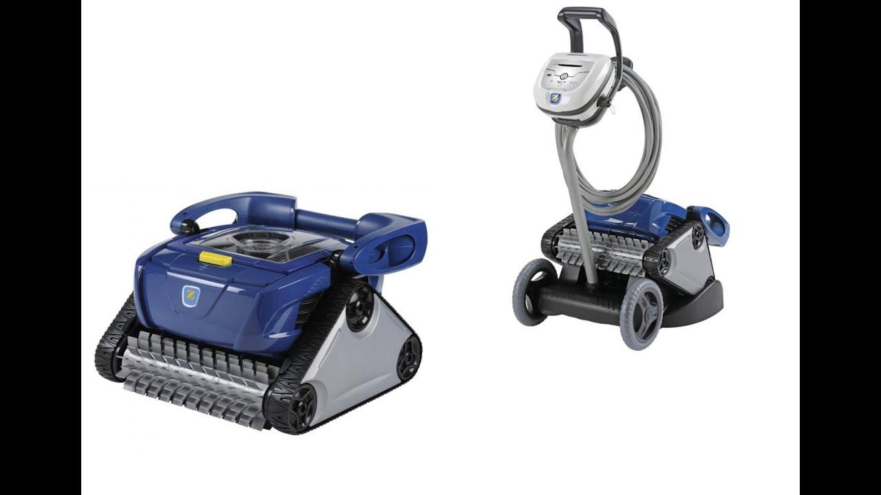 Zodiac Rc 4400 Havuz Robotu Paleti Değiştirme destiné Robot Piscine Zodiac Rc 4400