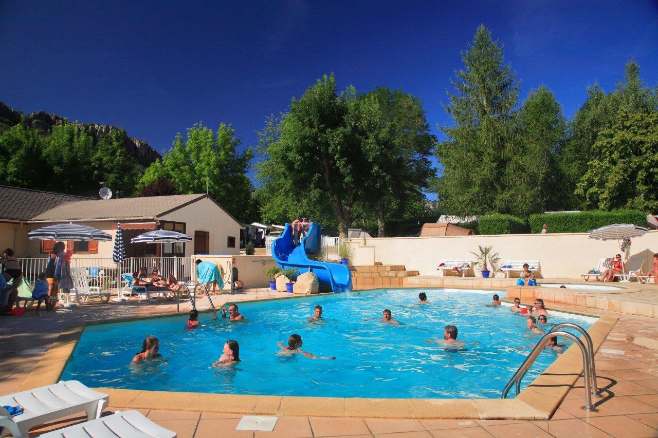 30 Campings Dans Les Gorges Du Tarn. - Les 30 Campings à Camping Gorges Du Tarn Avec Piscine