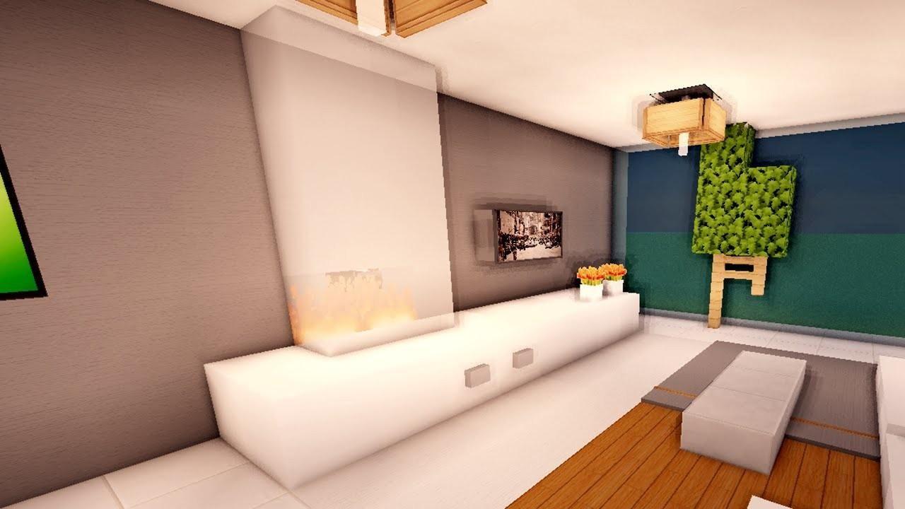 42 Deco Chambre Minecraft | Minecraft Modern, Minecraft ... dedans Faire Un Canapé Minecraft