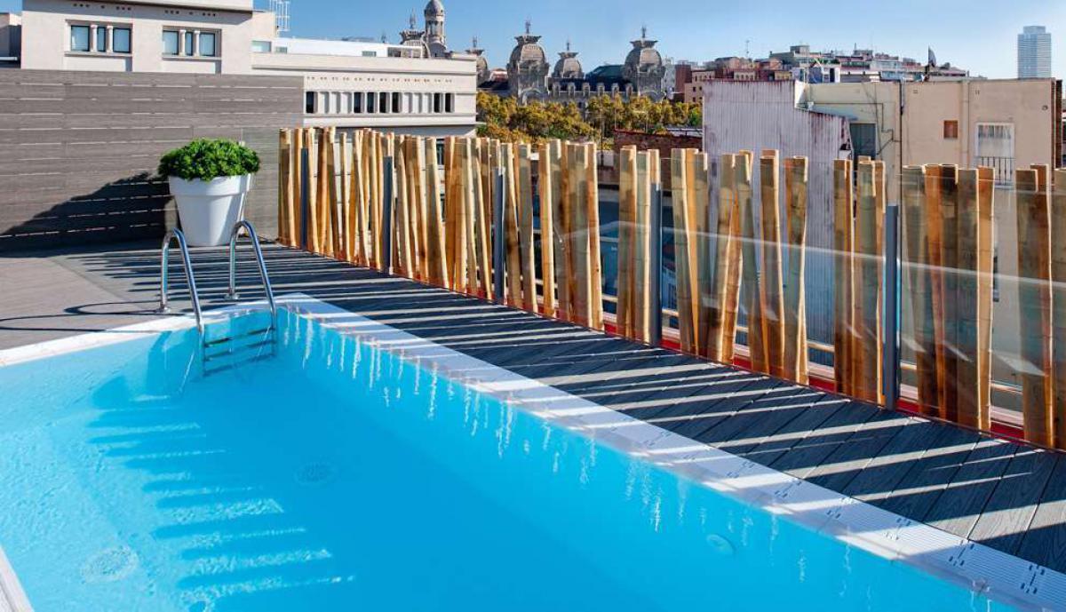 5 Hôtels Familiaux Au Coeur De Barcelone serapportantà Hotel Barcelone Avec Piscine