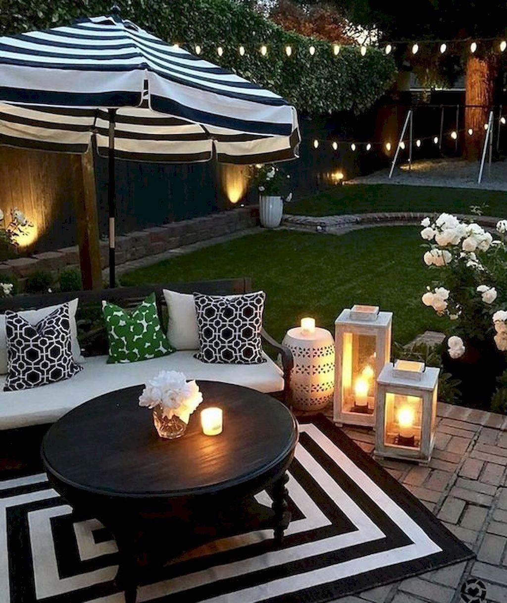 65 Easy Diy Outdoor Fire Pit And Cozy Seating Area Ideas ... tout Salon De Jardin Bennett