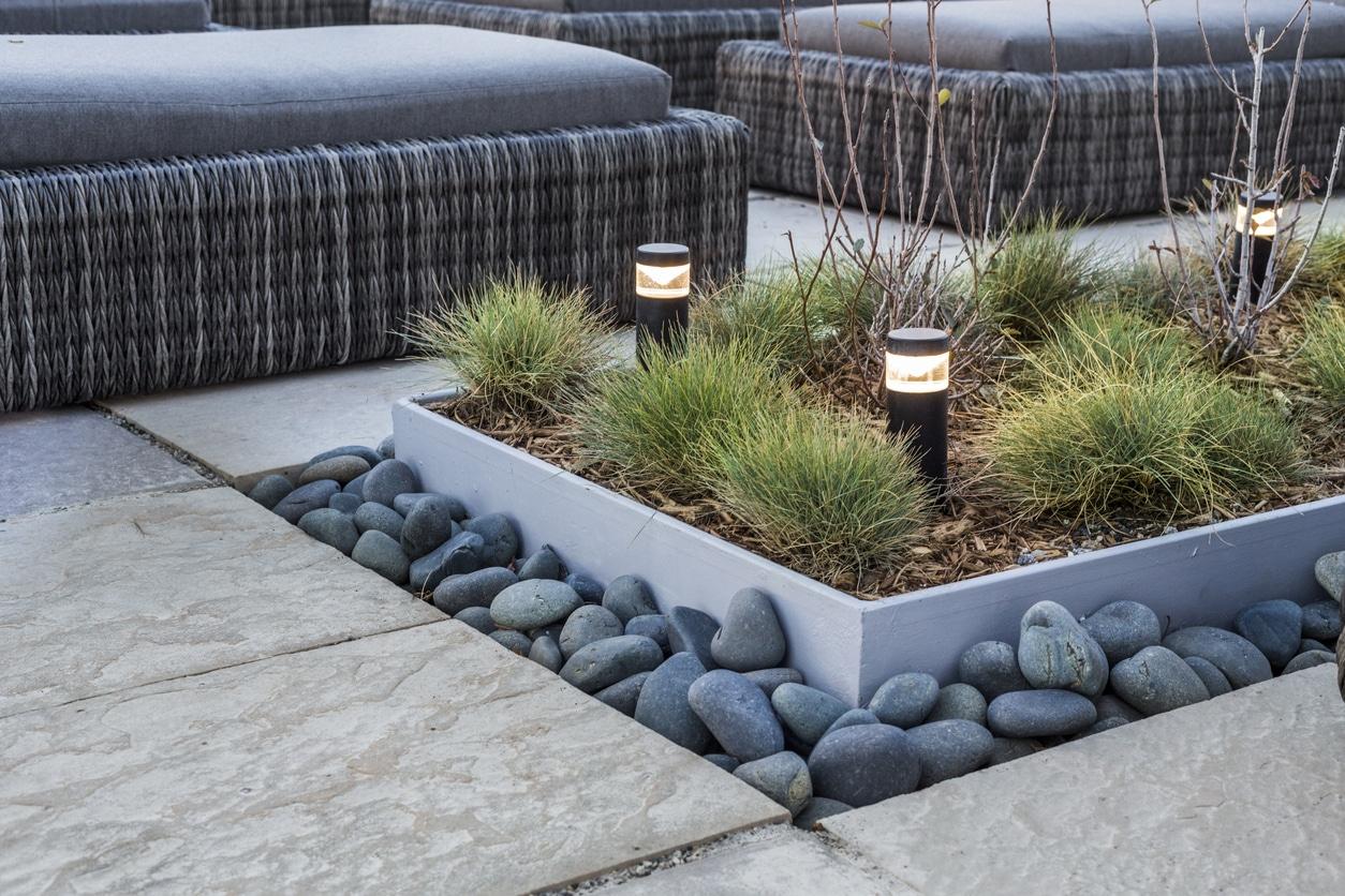 7 Idées De Bordures Pour Délimiter Votre Jardin - Jardiner ... concernant Bordure Jardin Japonais