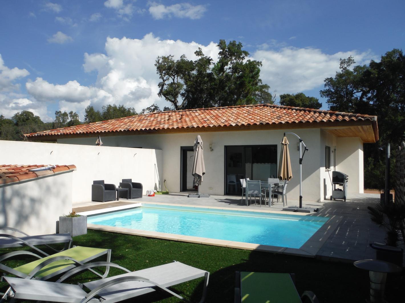 A Louer Villa Avec Piscine Privée Chauffée, Au Calme Porto ... destiné Location Maison Portugal Avec Piscine