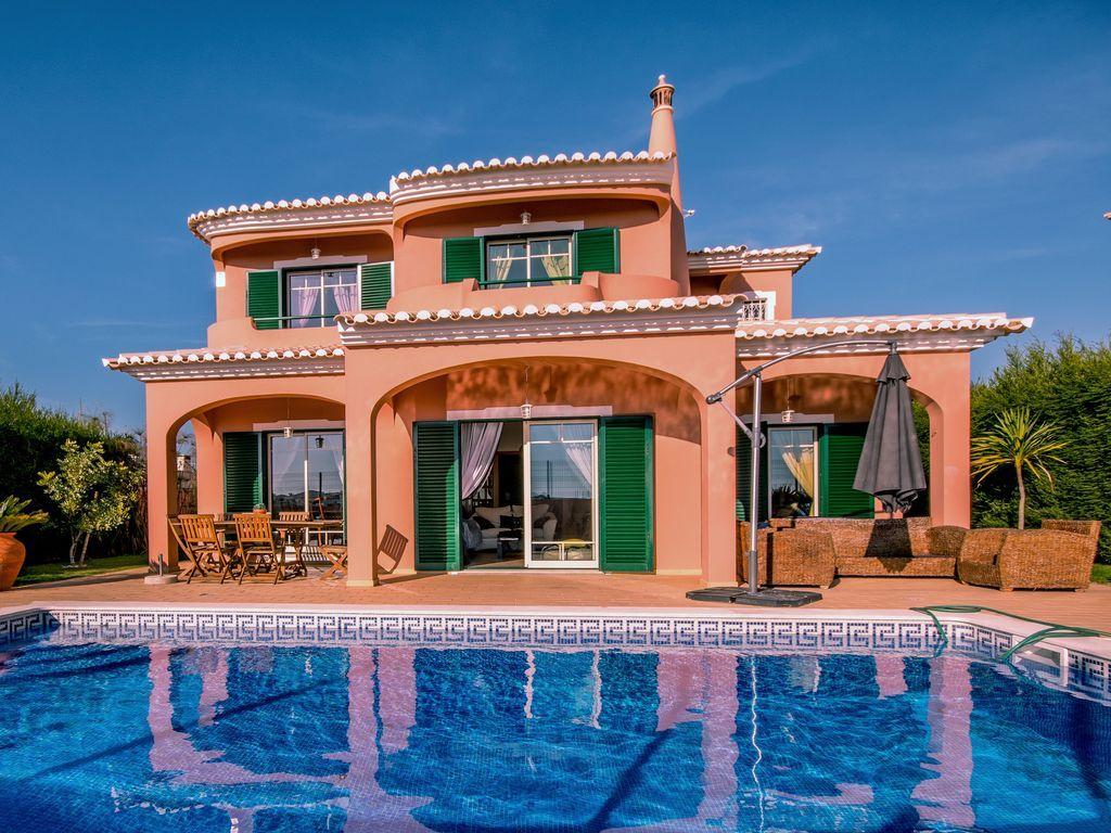 Abritel Location Albufeira Portugal - Villa Avec Piscine ... tout Location Maison Portugal Avec Piscine