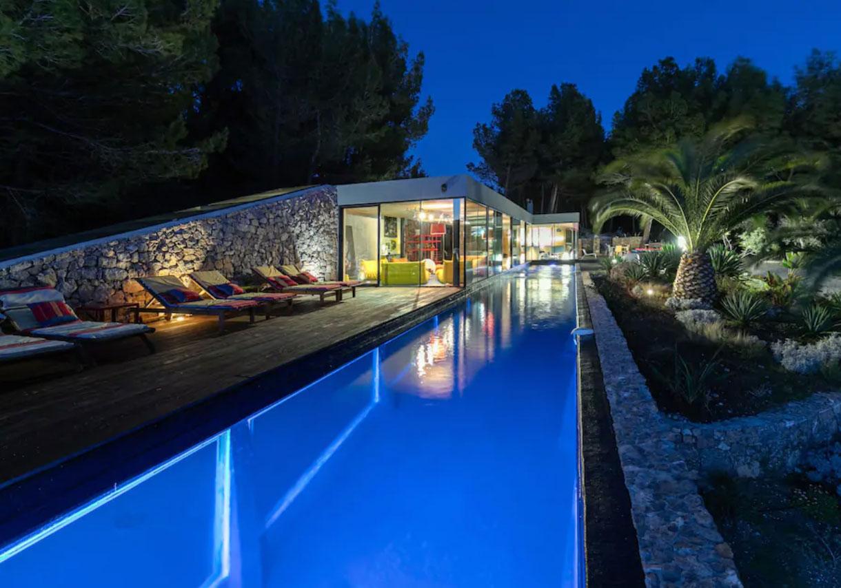 Airbnb : Les Plus Belles Maisons Avec Piscine - Elle Décoration avec Location Villa France Avec Piscine