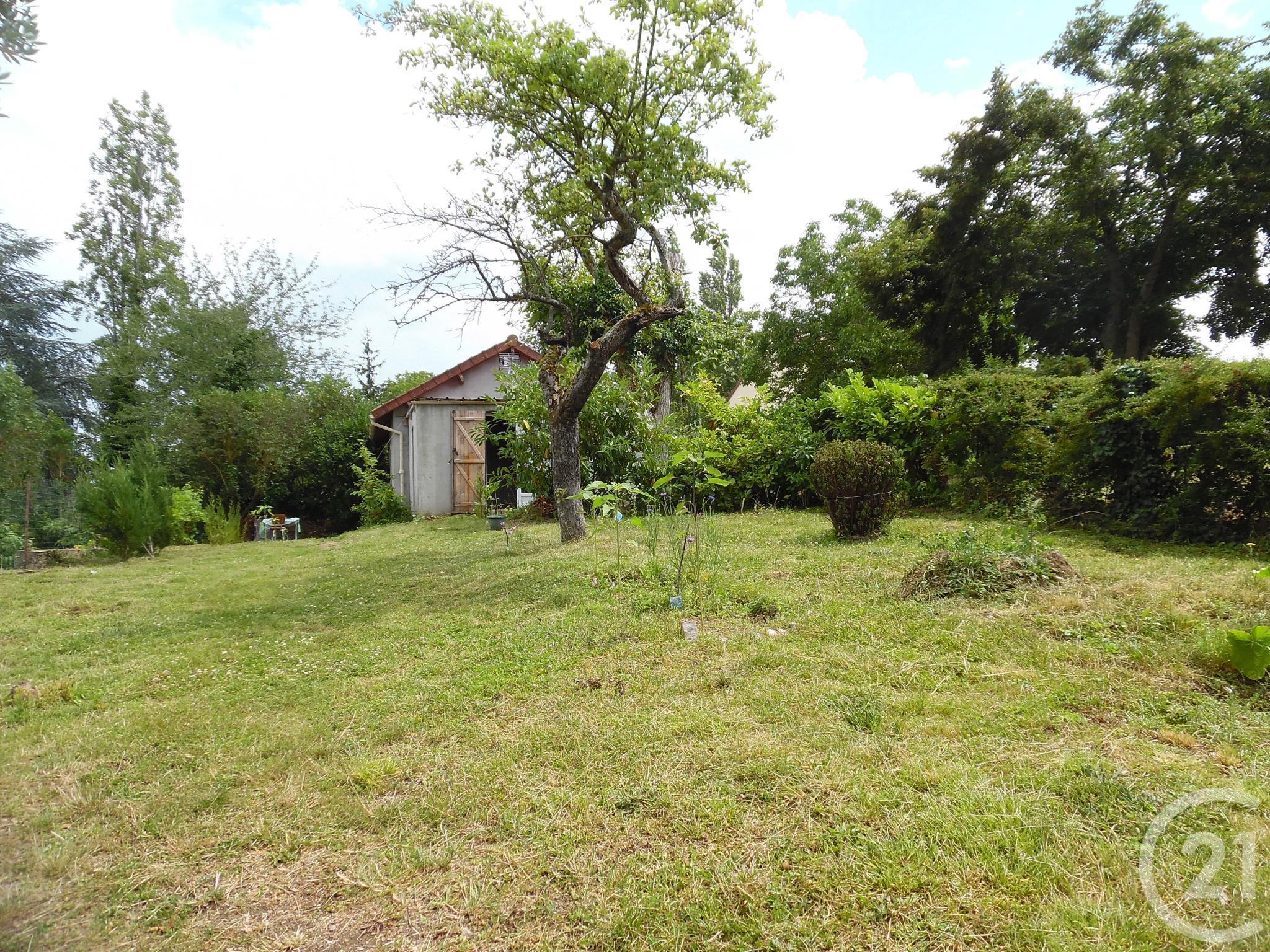 Annonce : Vente Maison Néris-Les-Bains (03310) 62 M² (66 500 ... pour Abri De Jardin Neris