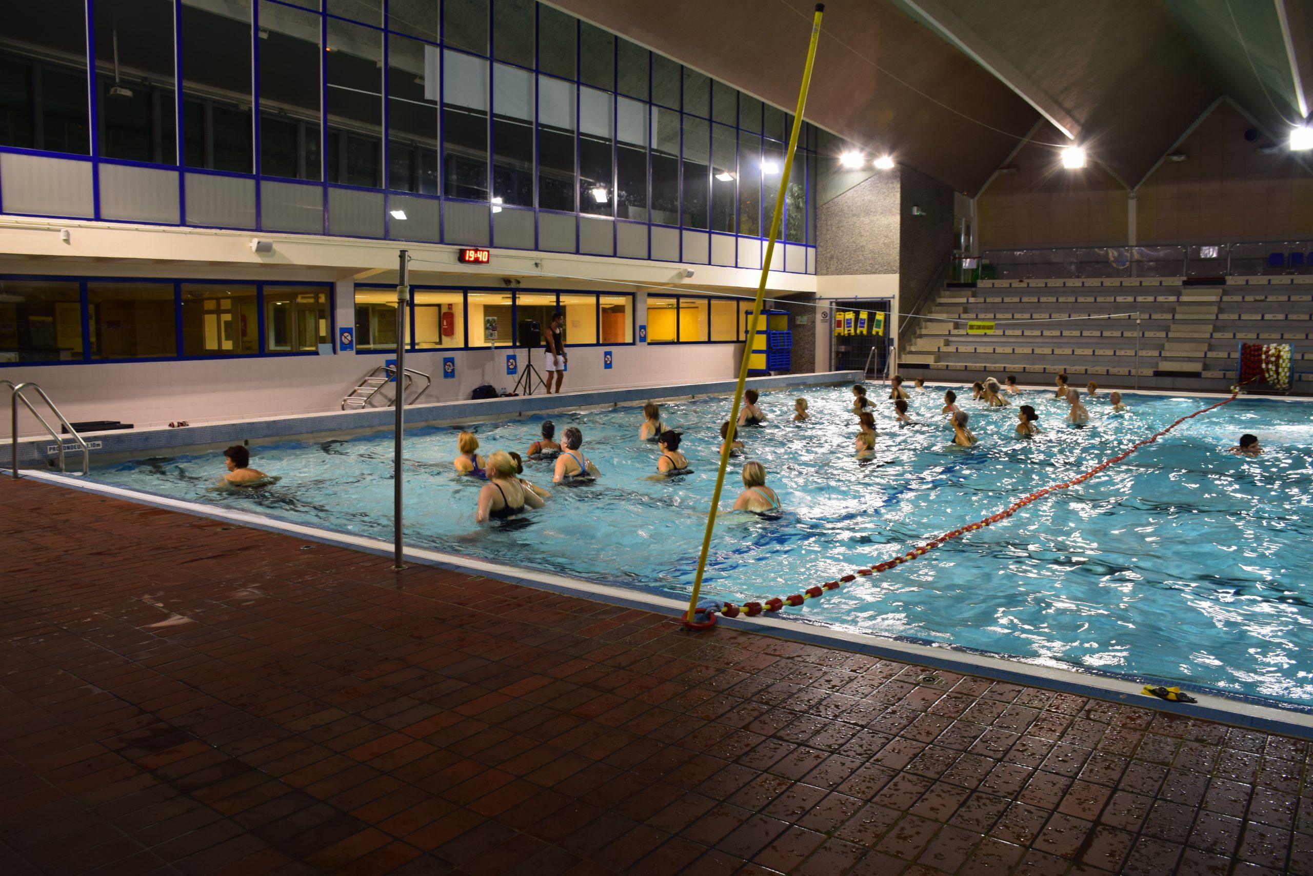Aquaform - Es Nanterre - Entente Sportive De Nanterre serapportantà Piscine Du Palais Des Sports À Nanterre Nanterre