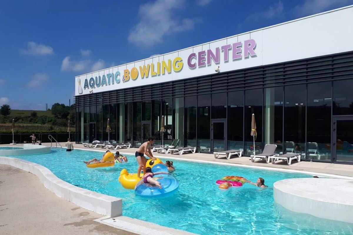 Aquatic Et Bowling Center À Marconne - Horaires, Tarifs Et ... pour Piscine Doullens