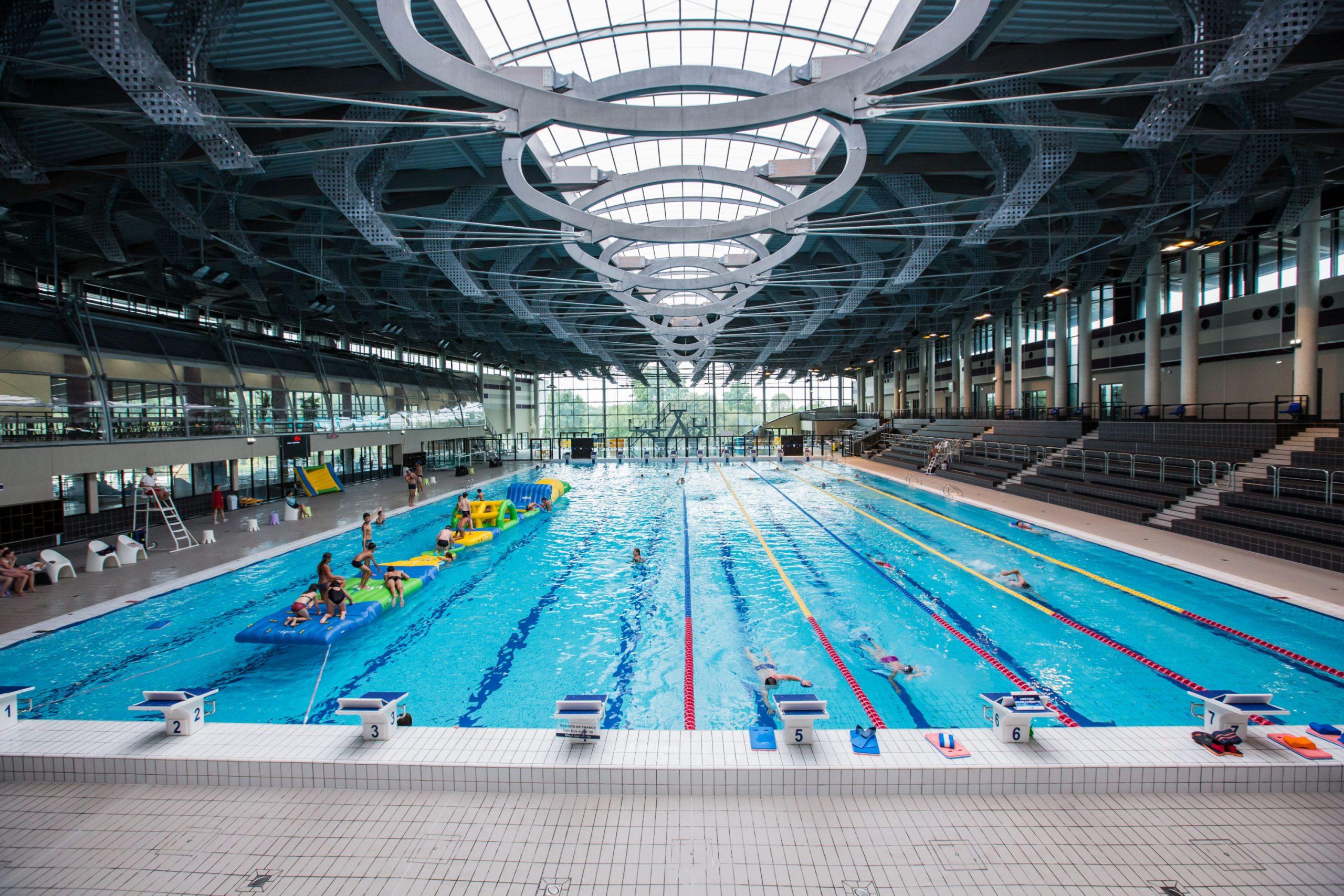 Aquatique – L'Aquapolis – Limoges – Vert Marine pour Piscine Aquapolis Limoges