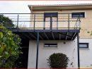 Balcon Et Terrasse Métallique - Metallerie Schuhpaint encequiconcerne Agrandir Un Balcon Existant