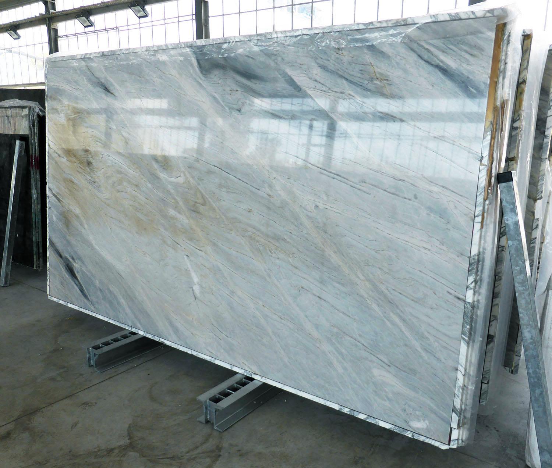 Bali Blue 169874 3Cm 23 Slabs – Savema – Slabs Inventory pour Quartzite Bali