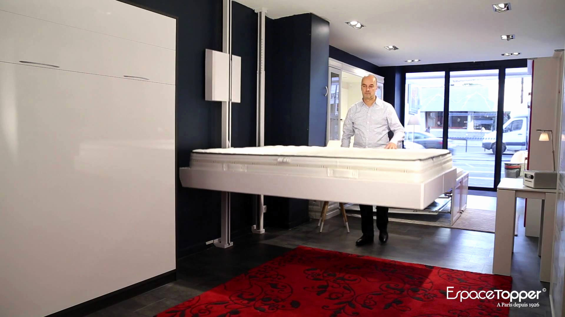 Beau Lit Escamotable Plafond Ikea - Luckytroll concernant Lit Escamotable Plafond Pas Cher