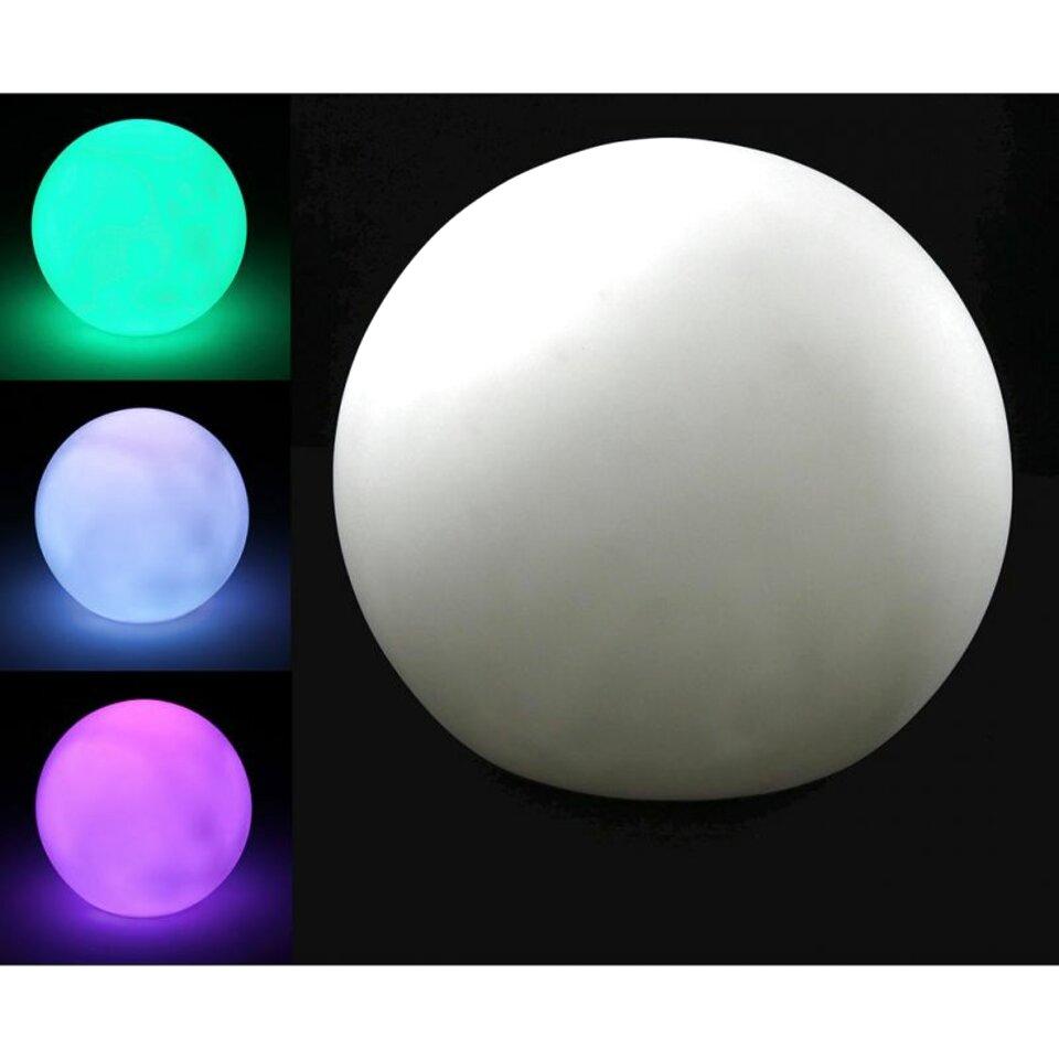 Boule Lumineuse serapportantà Lampe Solaire Jardin Centrakor
