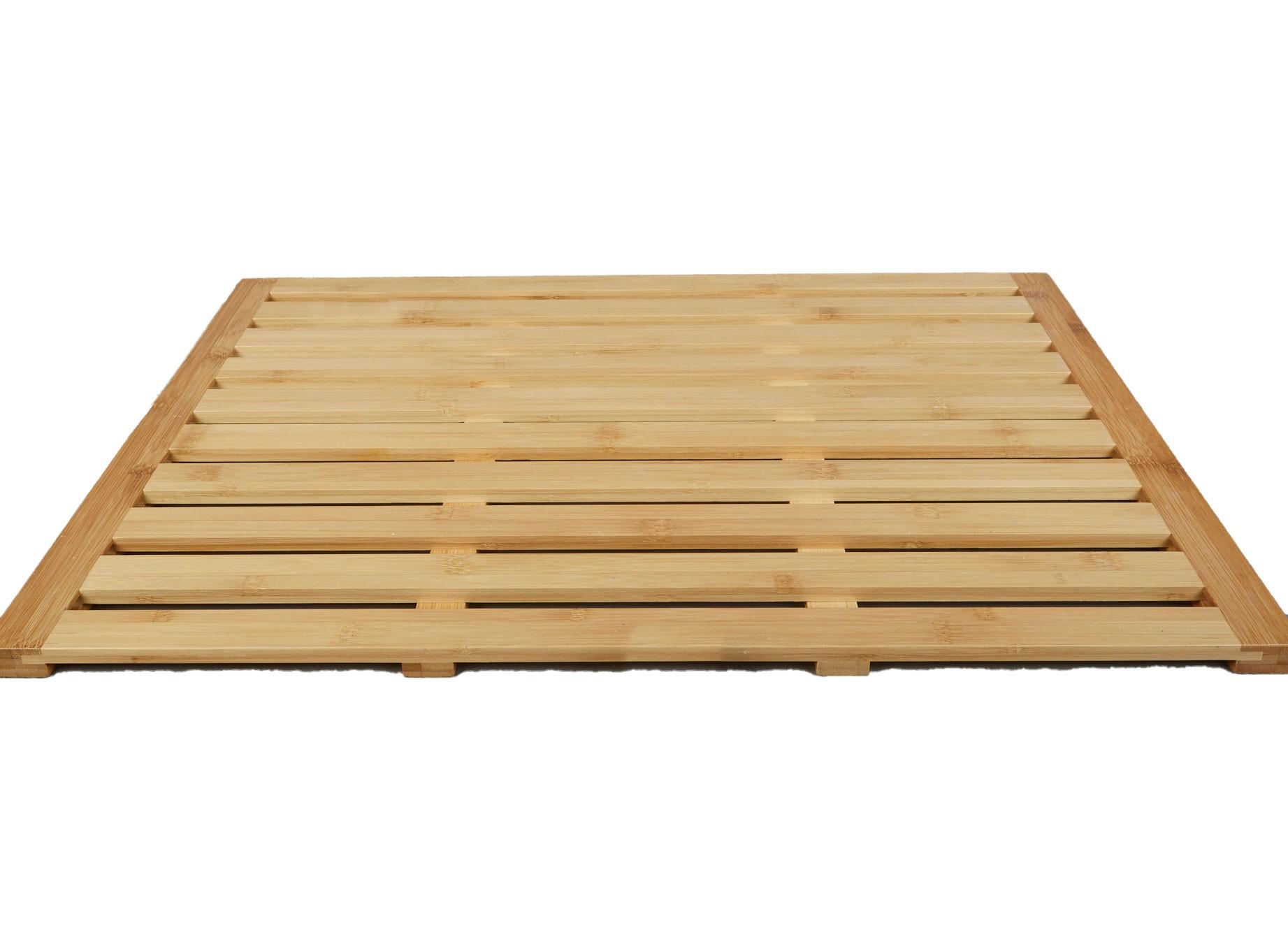 Caillebotis Bambou - Ravate dedans Caillebotis Gifi