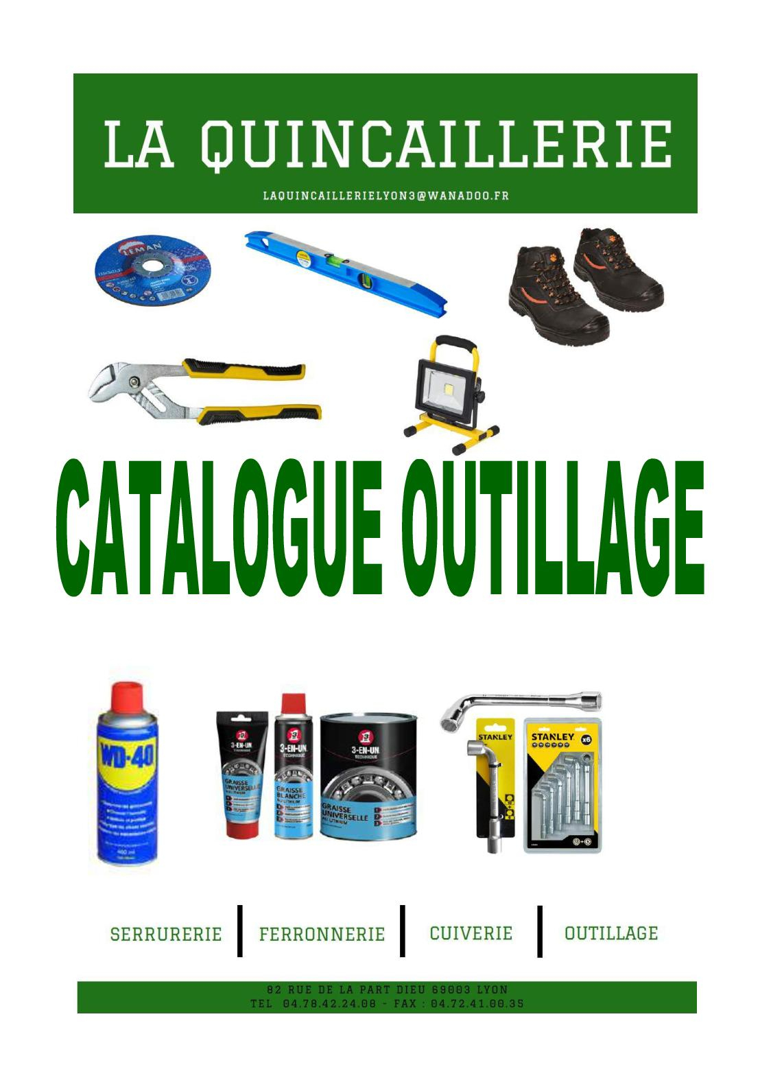 Calaméo - Catalogue Outillage concernant Abri De Jardin Arrow 4 98M2