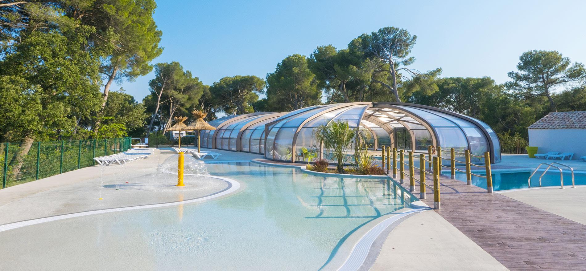 Camping Avignon Parc, Venez Passer Un Séjour Aux Portes D ... avec Camping Avignon Avec Piscine