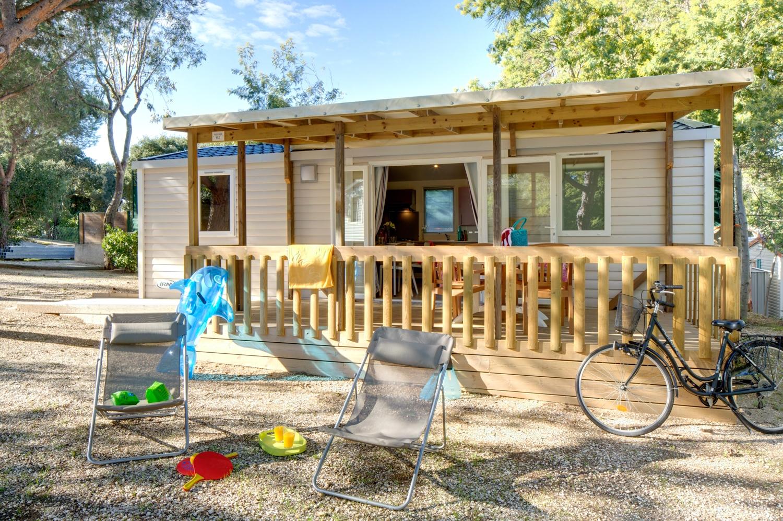 Camping La Presqu'Île De Giens À Hyères - Camping 4 Étoiles ... à Camping Presqu Ile De Giens Avec Piscine