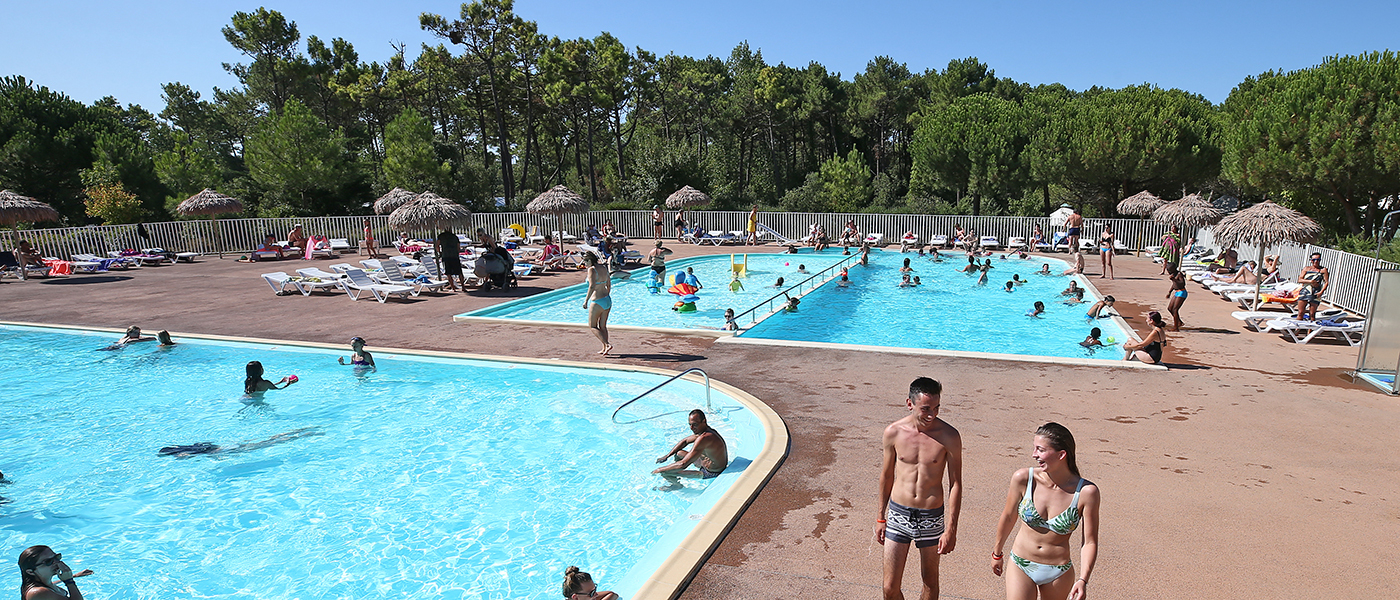 Camping Les Sirènes In Saint-Jean-De-Monts,France | Campéole encequiconcerne Camping St Jean De Luz Avec Piscine