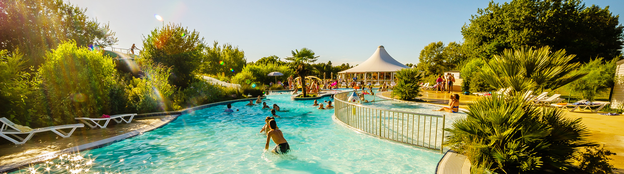 Camping Normandie Piscine Couverte   Camping Le Fanal 4 ... serapportantà Camping Piscine Normandie