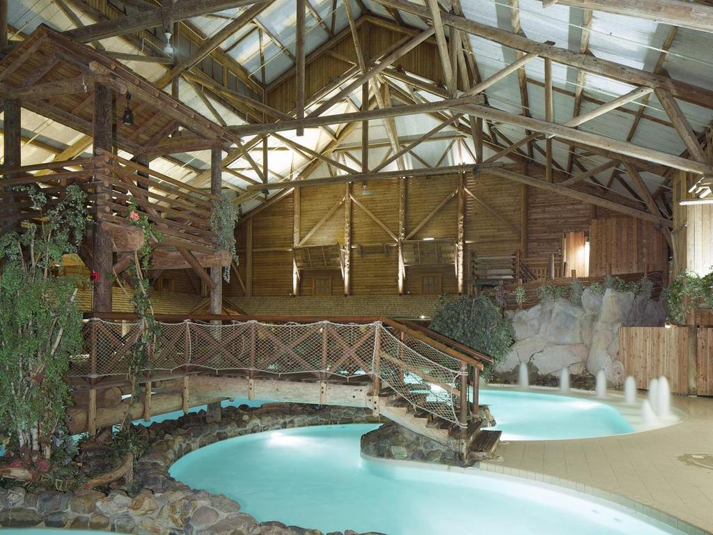 Camping Ranch Davy Crockett - Bailly-Romainvilliers > Mobil ... pour Piscine Davy Crockett
