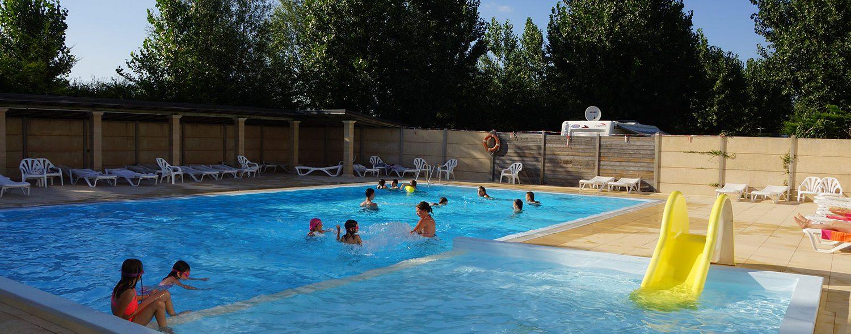 Camping Vendée Avec Piscine | Le Clos Du Bourg *** dedans Camping Notre Dame De Monts Avec Piscine