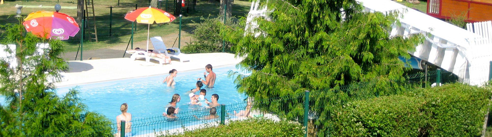 Campingplatz Loiret Mit Pool | Campingplatz Von Gien ... tout Piscine De Gien
