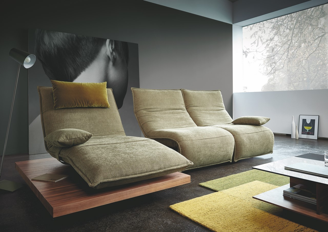 Canapé Angle Relax Double Chaise Longue Anderson.day.lounge dedans Fauteuil Relax Anderson