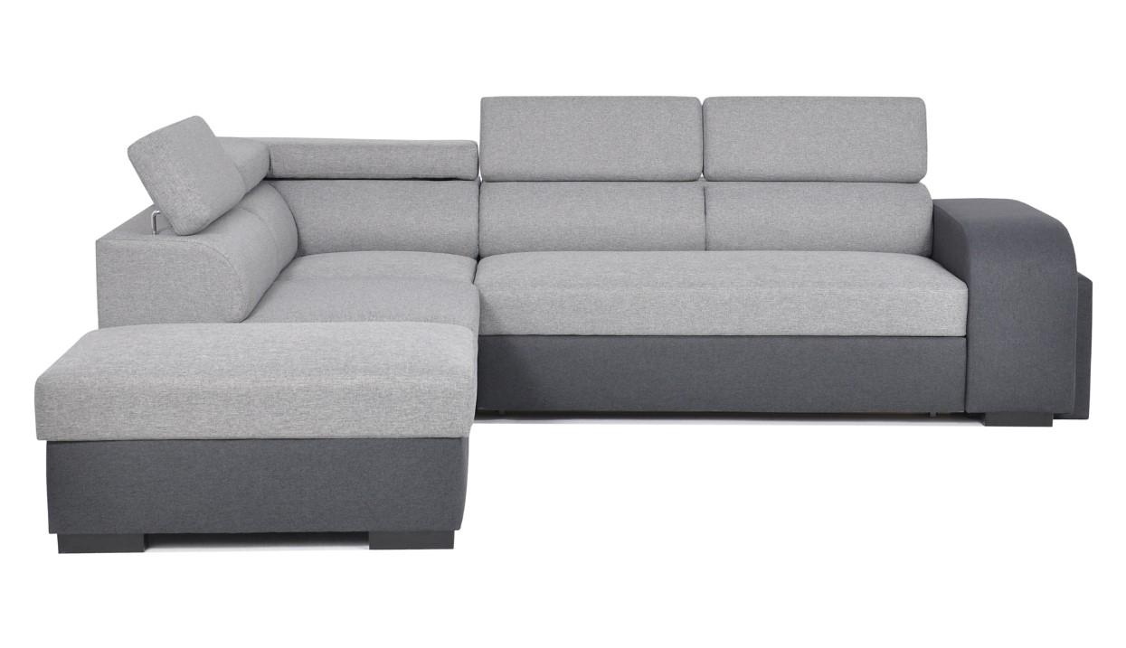 Canapé D'Angle Réversible Et Convertible Sur Iziva - Iziva pour Canapé D'Angle Lenny Conforama