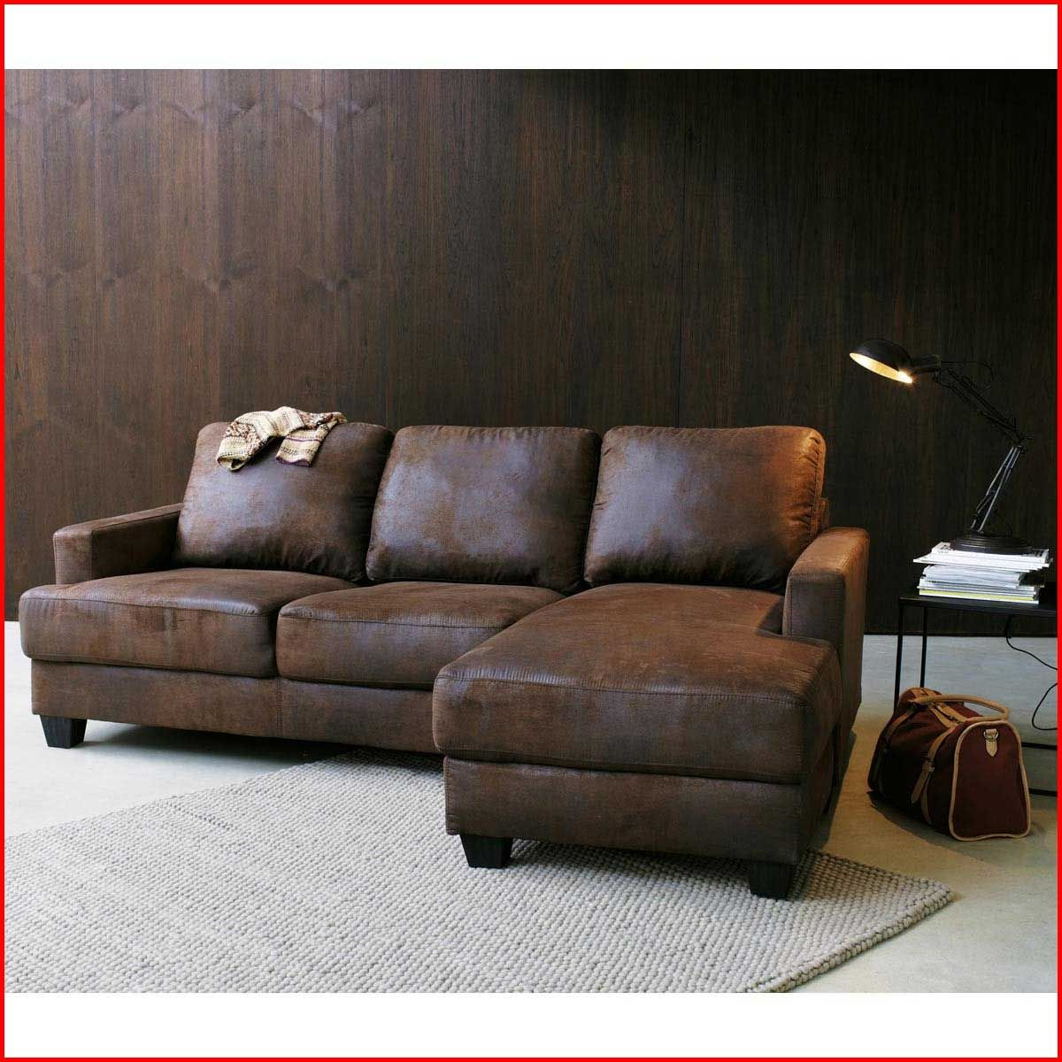 Canape Marron 330075 Attrayant Canape Relax Cuir Revision ... tout Canape 2 Place Convertble Style Coboy