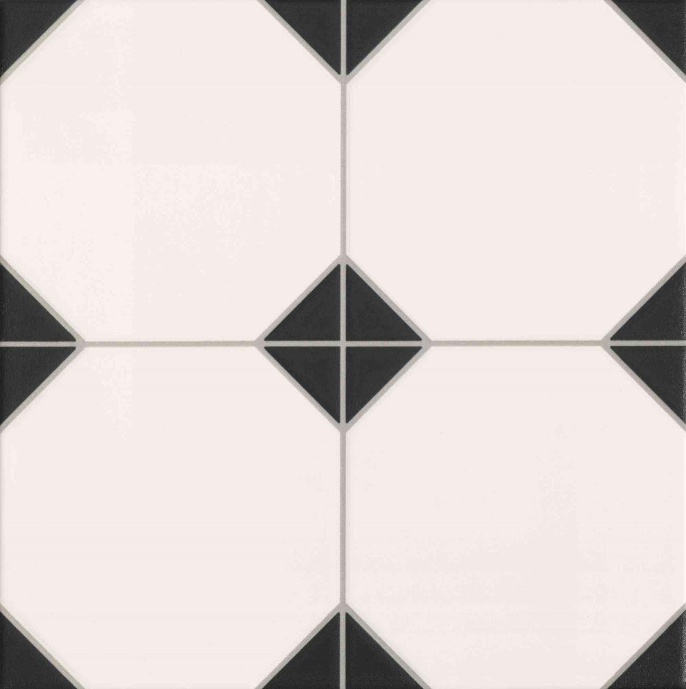 Carrelage Sol Cabochon | Venus Et Judes tout Sol Vinyle Cabochon Noir Et Blanc