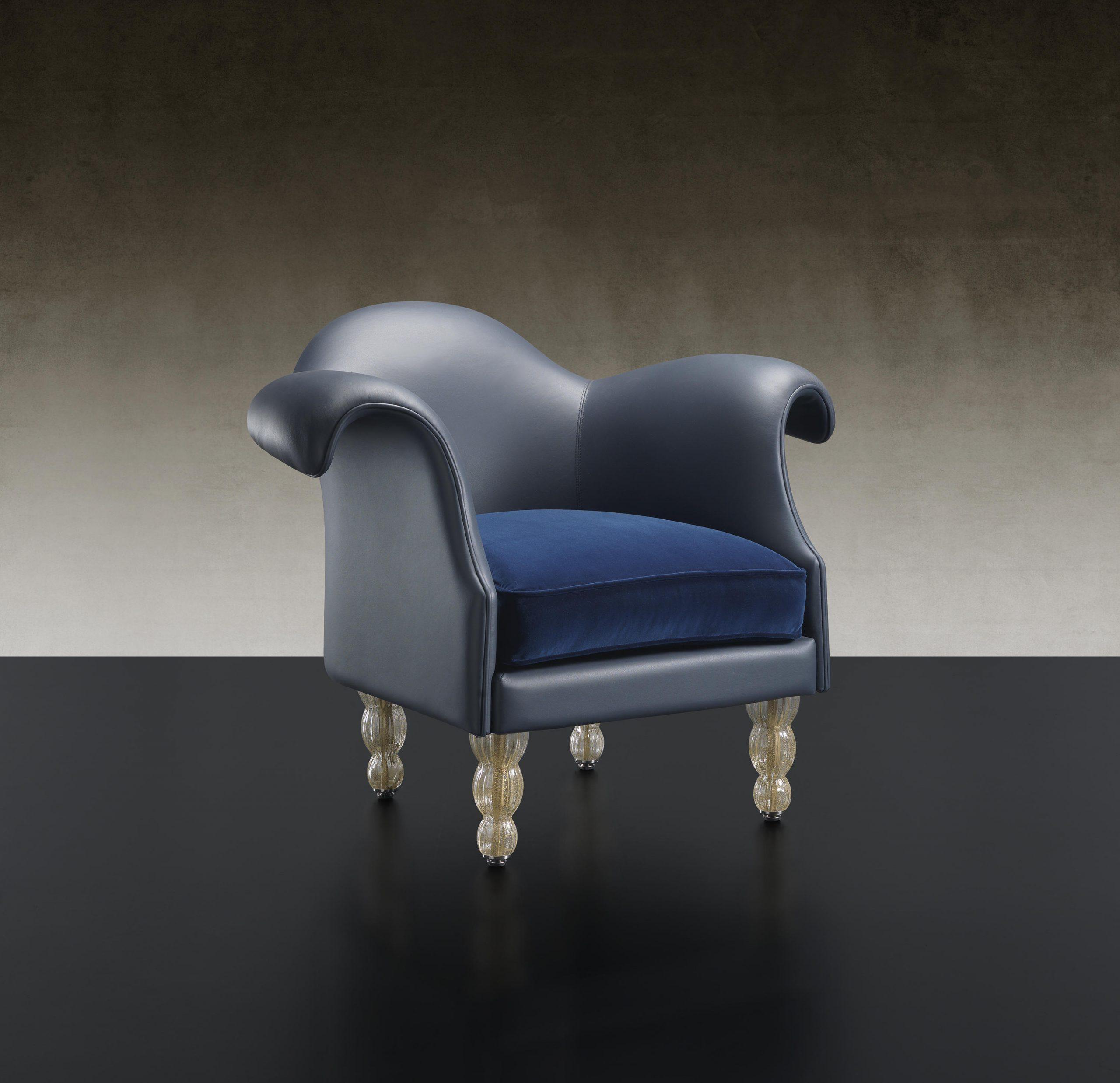 Casanova Fauteuil & Mobilier Design | Architonic tout Casanova Canapé Italien