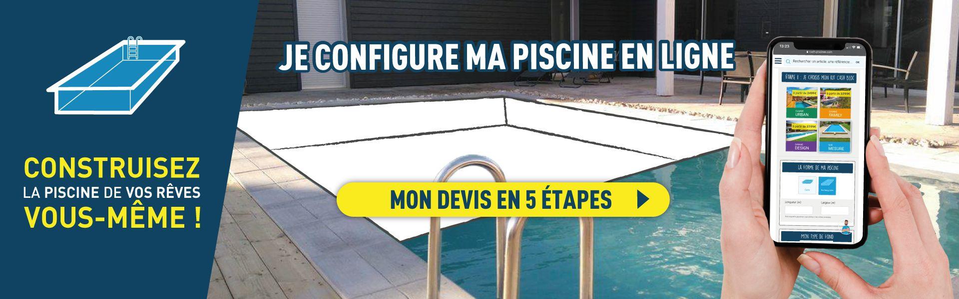 Cash Piscines - Tout Pour La Piscine & Spas Gonflables ... concernant Cash Piscine Tours