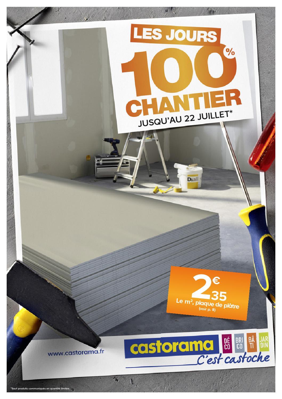 Castorama Catalogue 26 Juin-22 Juillet 2013 By ... pour Planche Douglas 4M Castorama