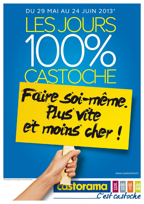 Castorama Catalogue 29Mai-24Juin 20132 By Promocatalogues ... intérieur Epdm Castorama