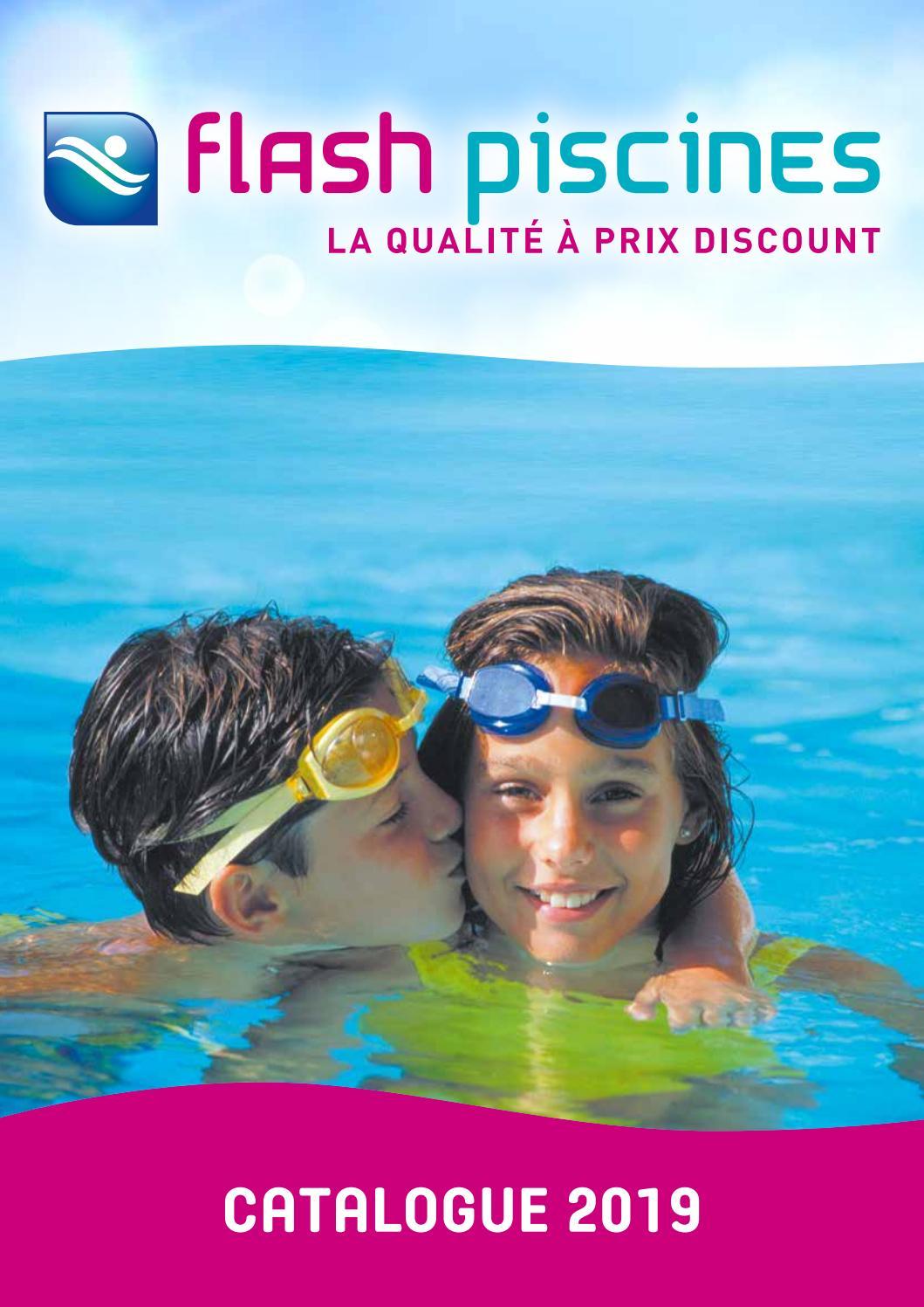 Catalogue Flash Piscines 2019 By Flash.piscines - Issuu pour Flash Piscine