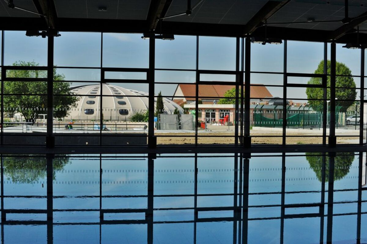 Centre Aquatique Aquarhin - Piscine À Ottmarsheim - Horaires ... encequiconcerne Horaire Piscine Ottmarsheim