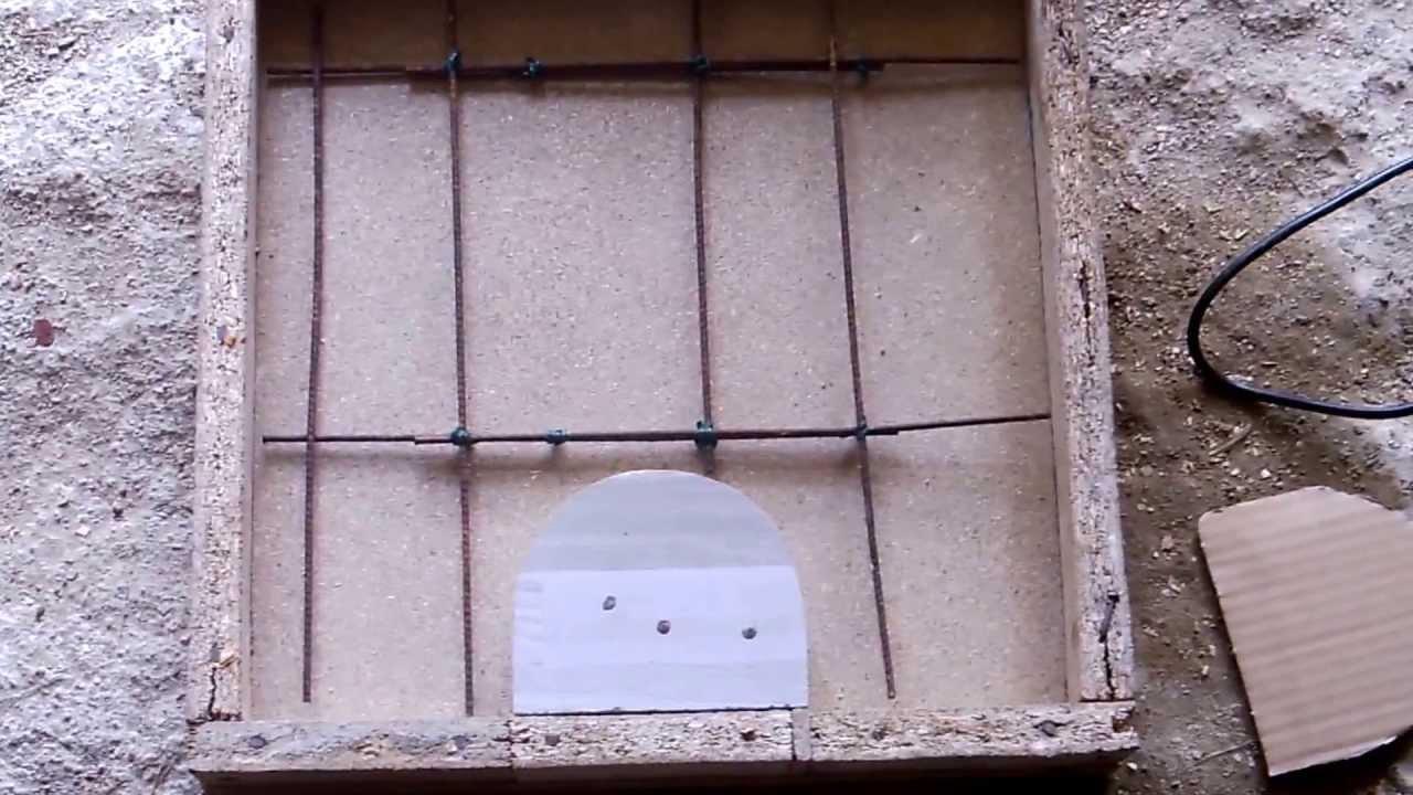 Coffrage Couvercle Regard 40X40 avec Réhausse Béton 50X50 Castorama