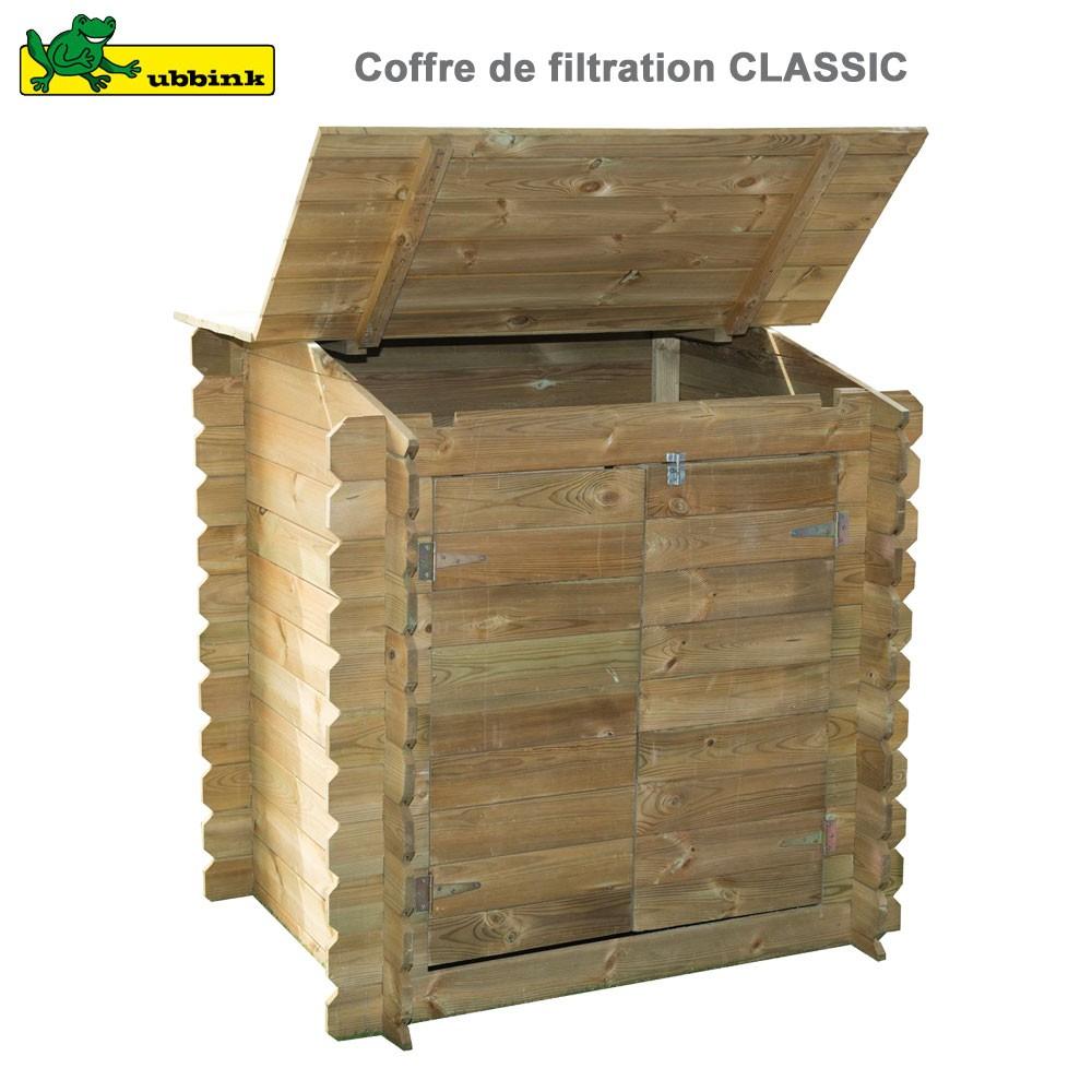 Coffre Pour Filtration Piscine Classic à Coffre De Piscine