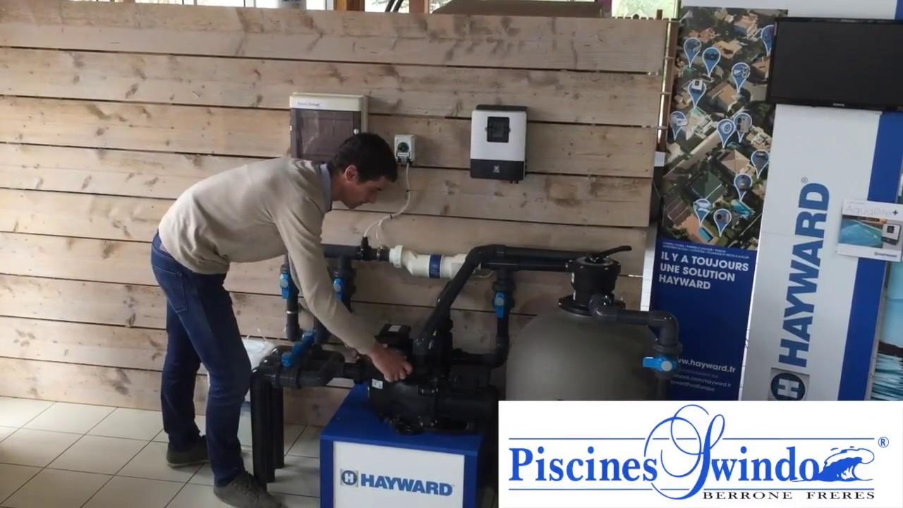 Comment Effectuer Un Réamorçage De Pompe - Piscines Swindo intérieur Comment Réamorcer Une Pompe De Piscine