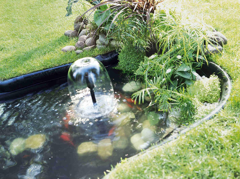 Comment Installer Un Bassin Sur Bâche ?   Leroy Merlin à Bâche Epdm Leroy Merlin