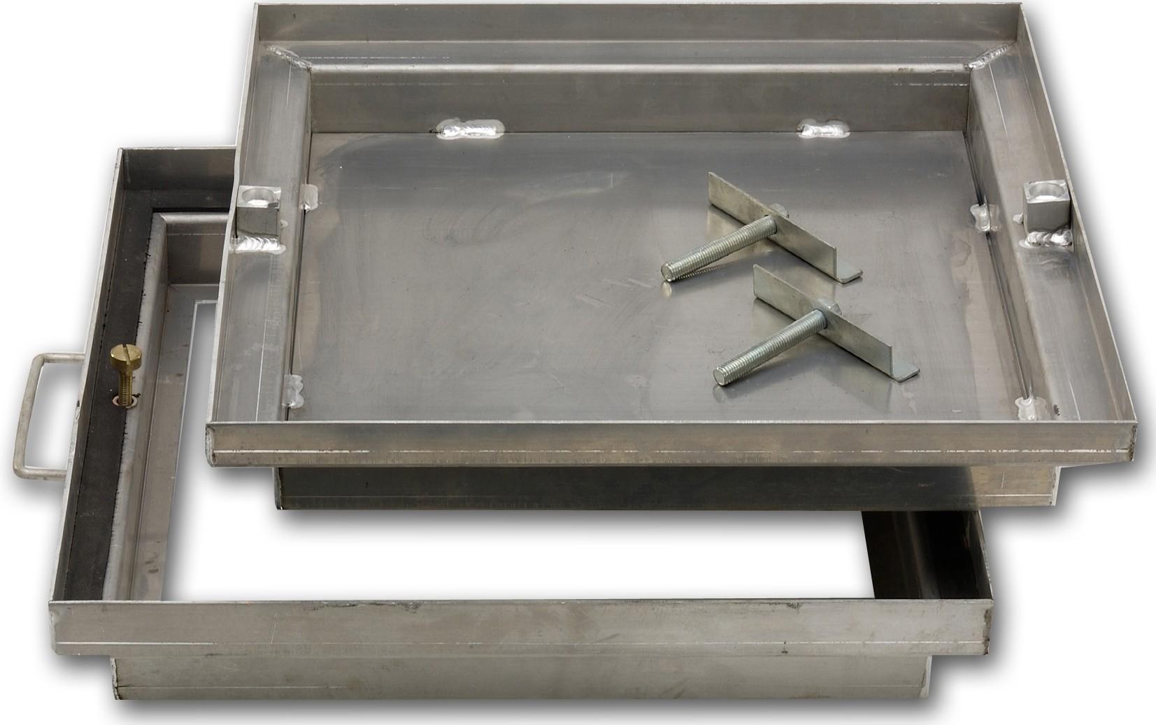 Couvercle À Carreler En Aluminium concernant Couvercle De Regard À Carreler Castorama