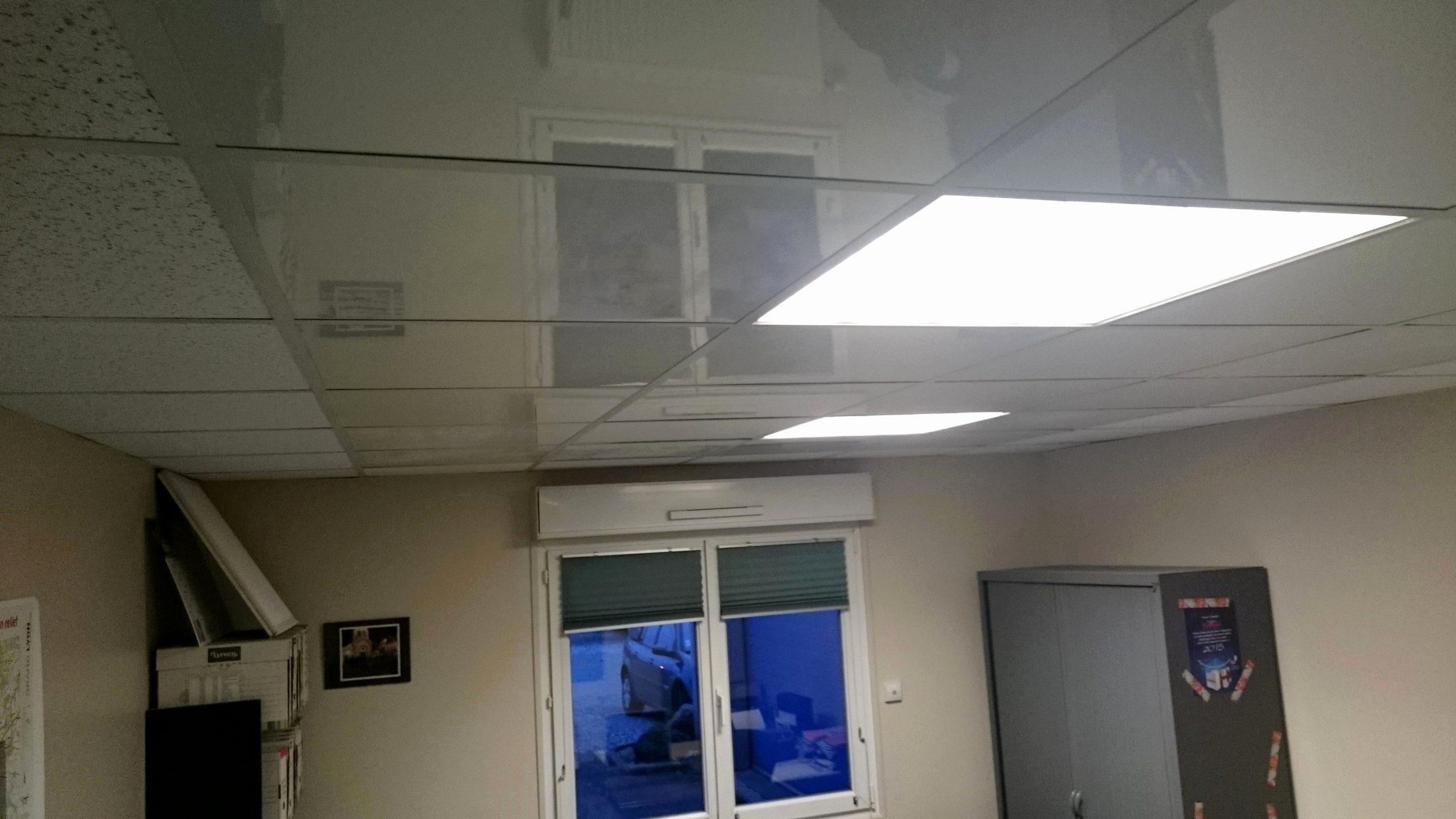 Dalle Plafond 60X60 Unique Dalle Plafond Brico Depot Dalle ... serapportantà Dalle Plafond 60X60 Brico Dépôt