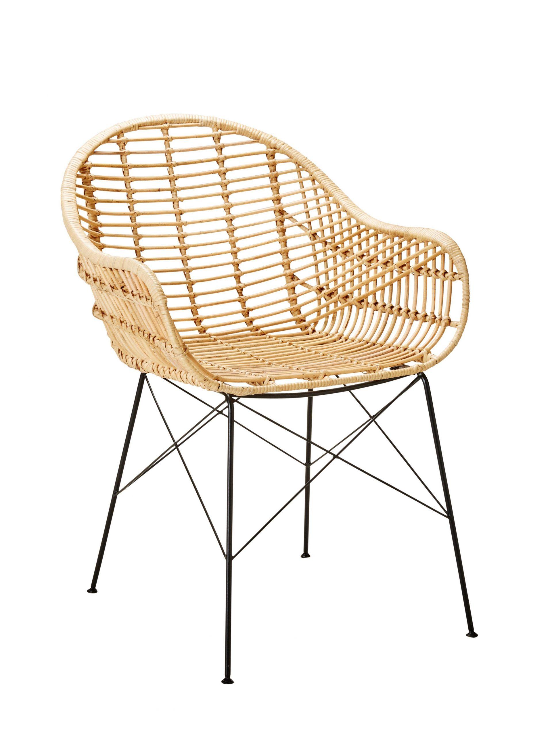 Décoration D'Été : Aménagez Pour Terrasse/Balcon Avec La ... pour Chaises Rotin But