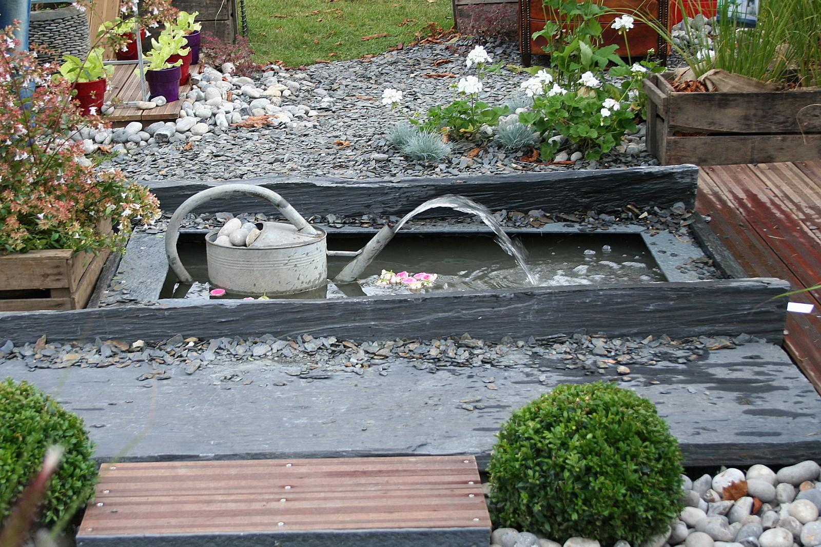 Décoration Jardin D'Intérieur serapportantà Deco Jardin Zen Extérieur Pas Cher