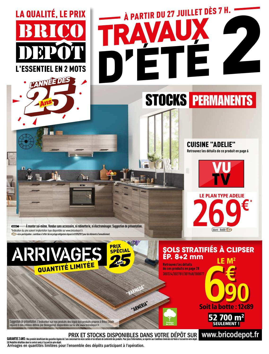Dep270718_1 By Jan Deo - Issuu pour Dalle Plafond 60X60 Brico Dépôt
