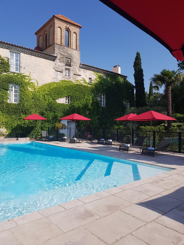 Domaine Du Colombier – Hôtel 4 Étoiles & Restaurant ... à Piscine Du Colombier